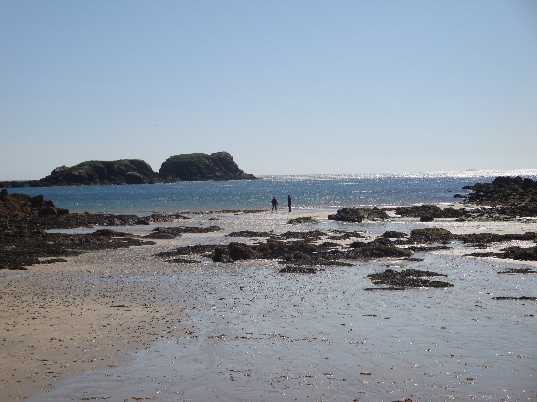 Hidden Gem of Porthllisky beach